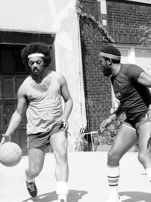 Jesse Jackson vs Marvin Gaye