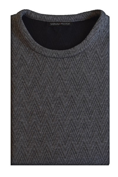 Sherman-Preston-SP201502A1-CHRISTOPHER-CHEVRON-GREY-PULLOVERa