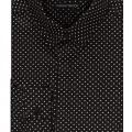 Sherman-Preston-SS201501B1-Cameron-Dots-Black-Shirt