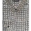 Sherman-Preston-SS201501B6-Cameron-Ivory-Black-Splatter-Shirt